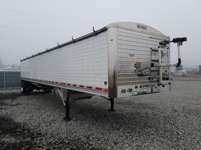 Wilson salvage cars for sale: 2018 Wilson Trailer