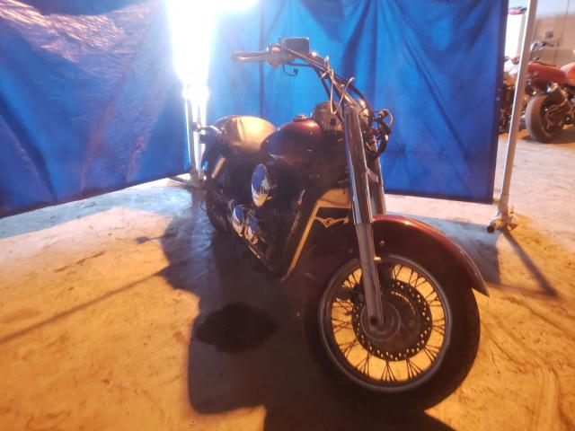 Salvage cars for sale from Copart Hayward, CA: 2005 Honda Shadow