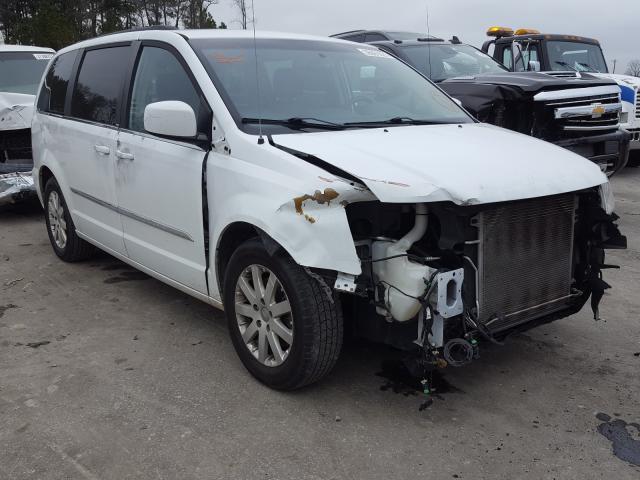 Vehiculos salvage en venta de Copart Dunn, NC: 2014 Chrysler Town & Country