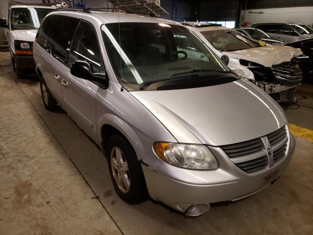 Vehiculos salvage en venta de Copart Wheeling, IL: 2007 Dodge Grand Caravan