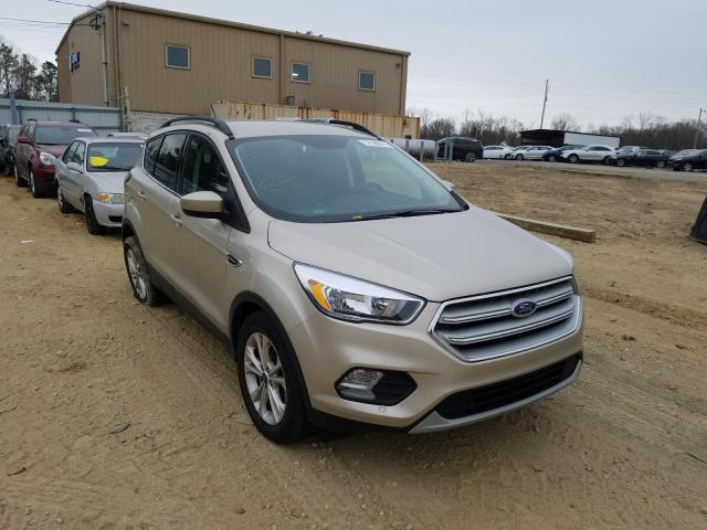 2018 FORD ESCAPE SE 1FMCU0GDXJUB31615