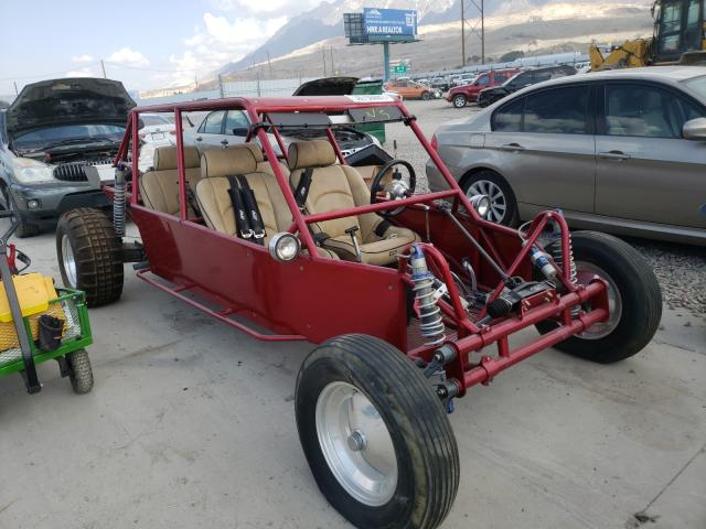 Forest River salvage cars for sale: 2010 Forest River Buggy