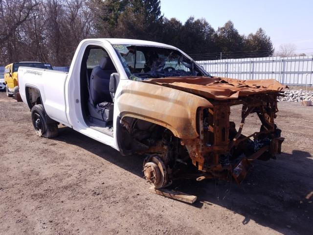 Salvage cars for sale from Copart Ontario Auction, ON: 2015 GMC Sierra K25