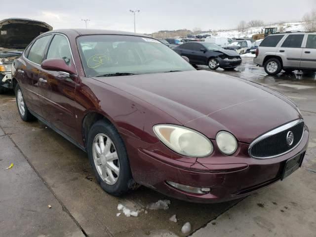 Buick salvage cars for sale: 2006 Buick Lacrosse C