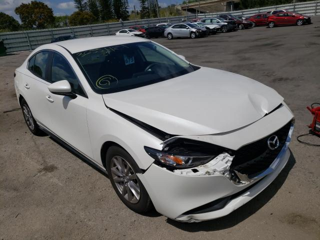 Mazda 3 salvage cars for sale: 2019 Mazda 3