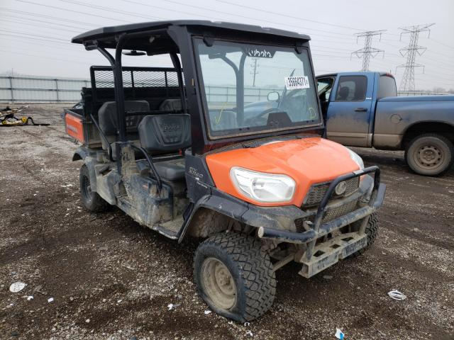 Kubota salvage cars for sale: 2017 Kubota RTV1140