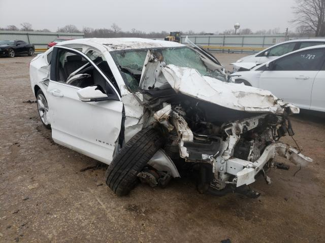 Salvage cars for sale from Copart Wichita, KS: 2016 Chevrolet Impala LT