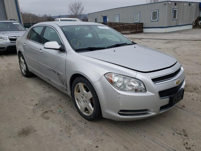 Salvage cars for sale from Copart Duryea, PA: 2010 Chevrolet Malibu 2LT