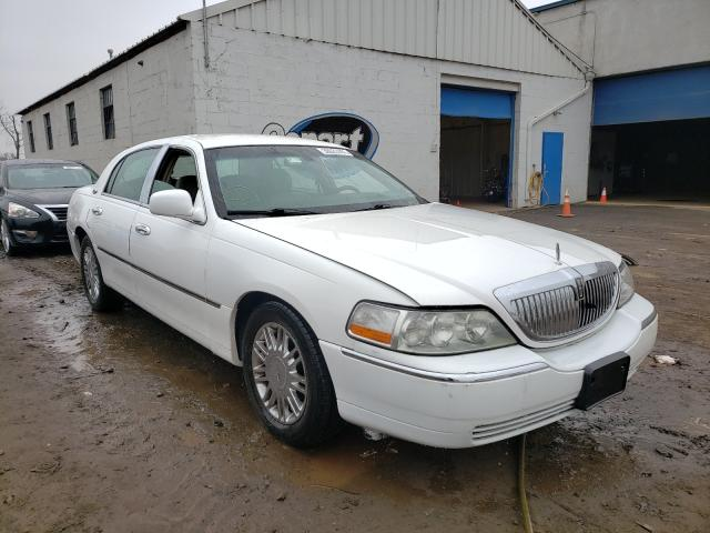 Lincoln salvage cars for sale: 2010 Lincoln Town Car S
