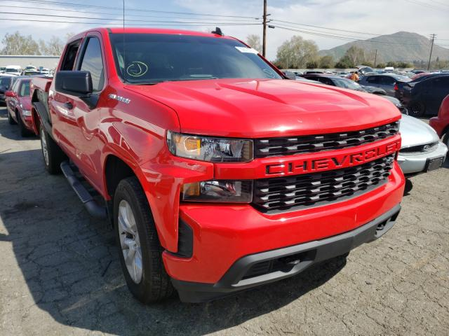 Salvage cars for sale from Copart Colton, CA: 2020 Chevrolet Silverado