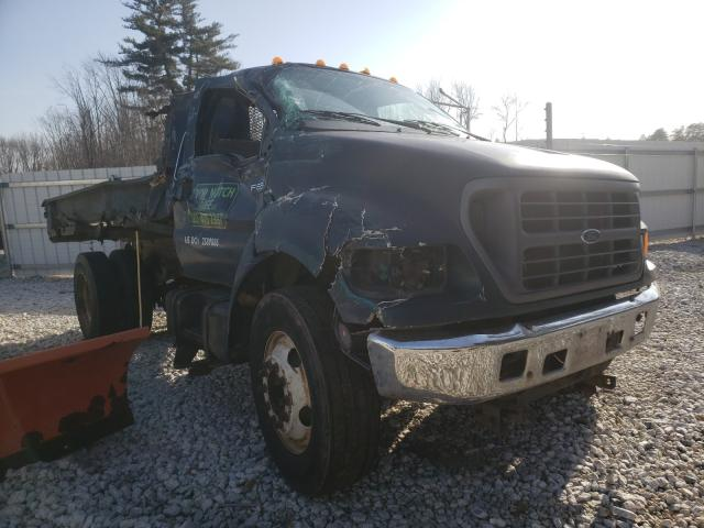 2000 Ford F650 en venta en West Warren, MA