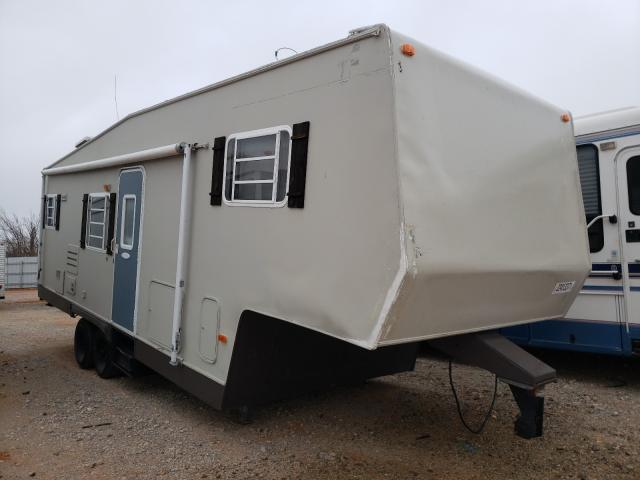 Dutchmen Travel Trailer salvage cars for sale: 1999 Dutchmen Travel Trailer
