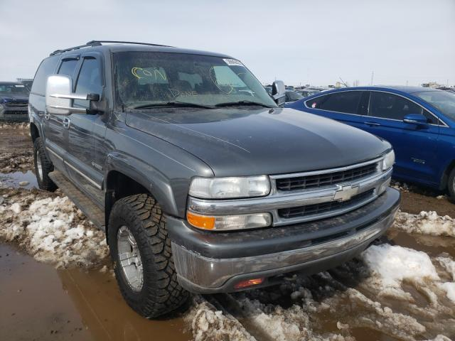 2001 Chevrolet Suburban K for sale in Brighton, CO