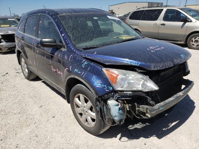 2011 HONDA CR-V SE 5J6RE3H45BL027644