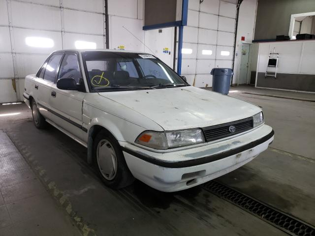 Salvage cars for sale from Copart Pasco, WA: 1992 Toyota Corolla DL
