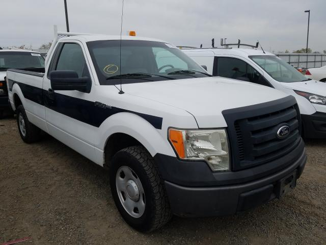 Salvage cars for sale from Copart Sacramento, CA: 2009 Ford F150