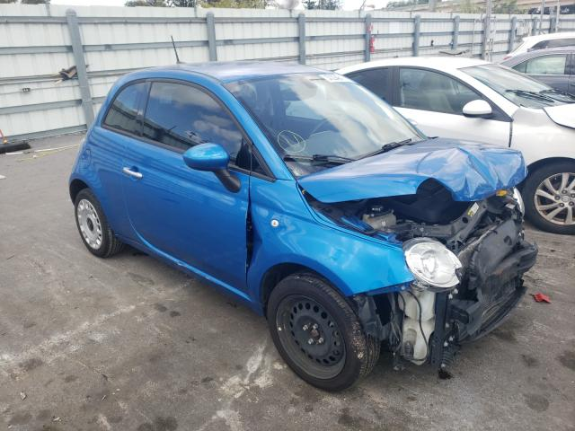 2016 FIAT 500 POP 3C3CFFAR8GT174489