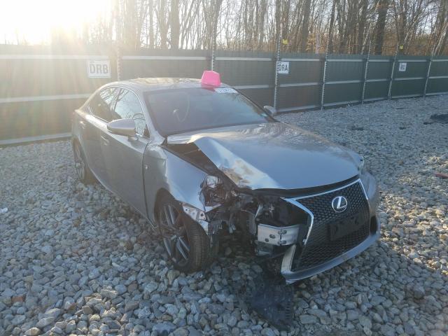 2016 Lexus IS 300 en venta en Candia, NH