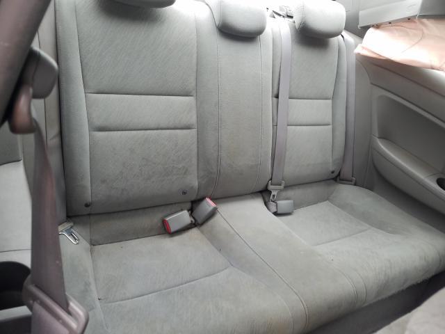 2007 HONDA CIVIC LX - Interior View