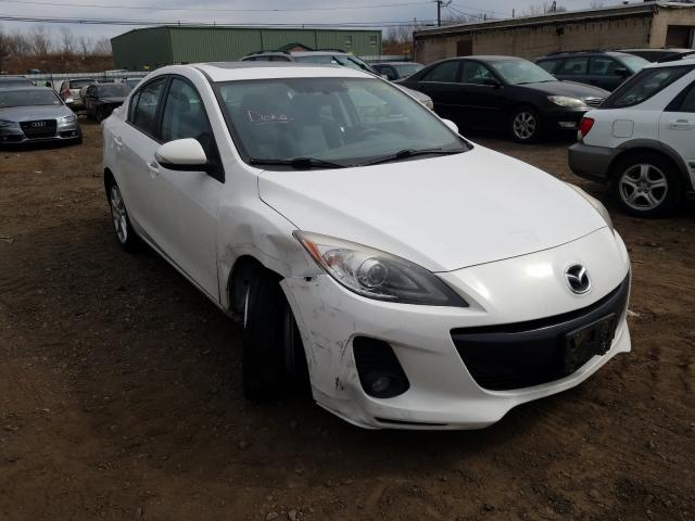 Mazda 3 S salvage cars for sale: 2013 Mazda 3 S