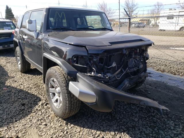 Salvage cars for sale from Copart Eugene, OR: 2014 Toyota FJ Cruiser