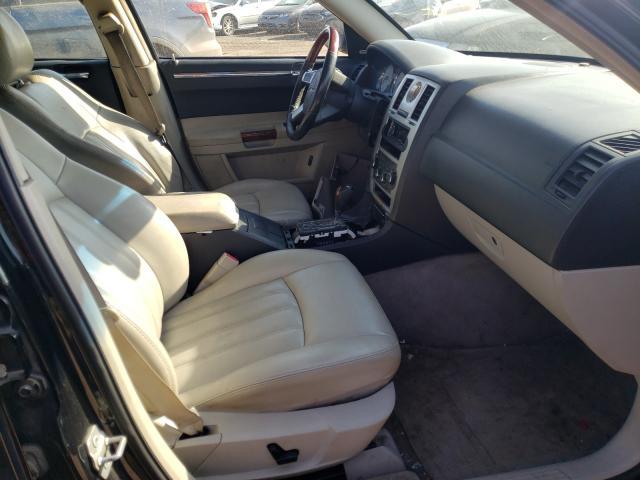 2007 CHRYSLER 300C - Left Rear View