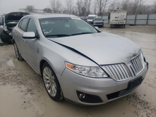 Lincoln salvage cars for sale: 2009 Lincoln MKS