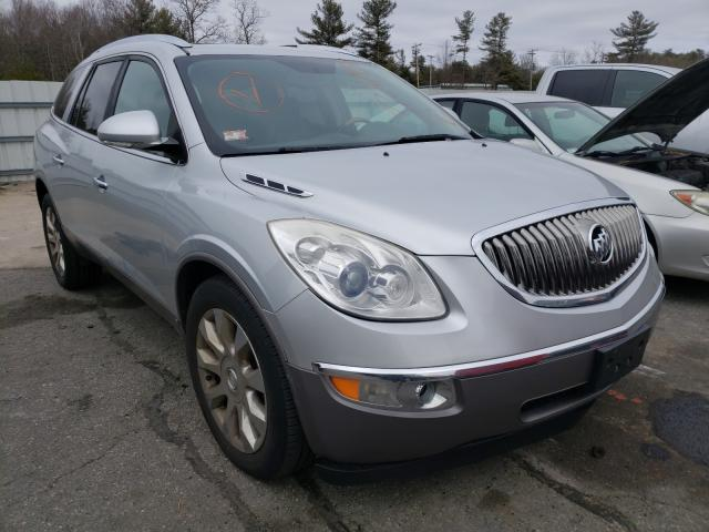 Salvage cars for sale from Copart Exeter, RI: 2010 Buick Enclave CX