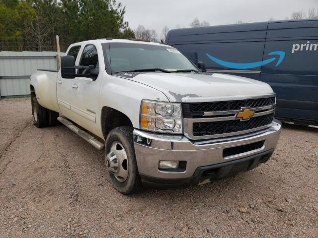 Salvage cars for sale from Copart Charles City, VA: 2012 Chevrolet Silverado