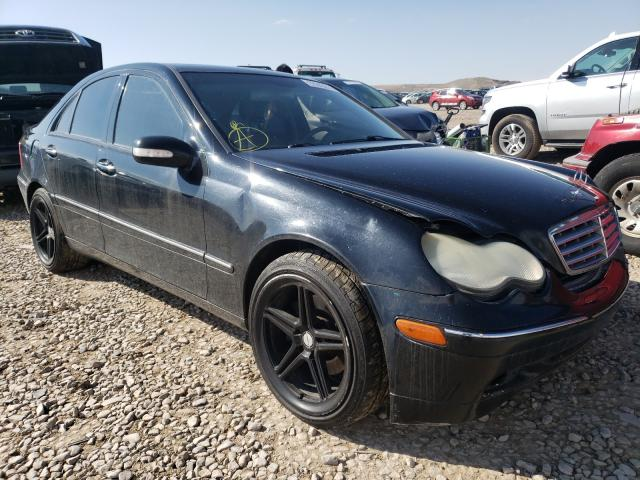 Salvage cars for sale from Copart Magna, UT: 2001 Mercedes-Benz C 320
