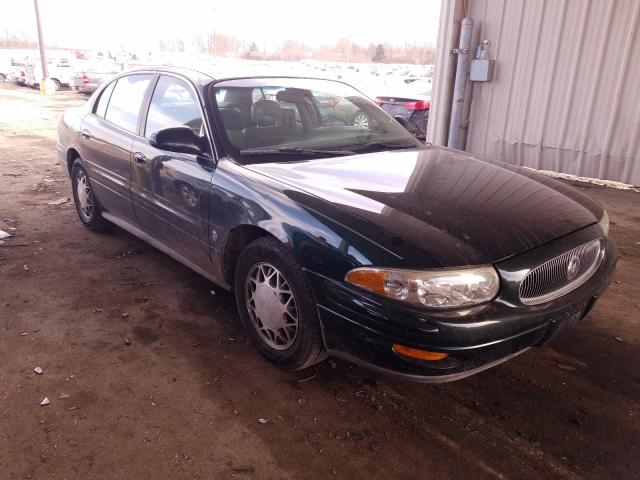 Buick salvage cars for sale: 2001 Buick Lesabre LI