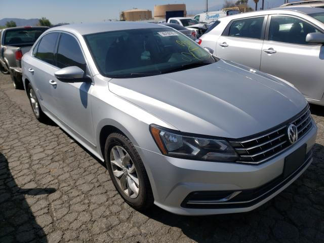 Salvage cars for sale from Copart Colton, CA: 2016 Volkswagen Passat S