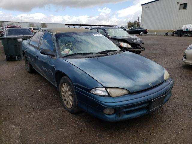 Salvage cars for sale from Copart Tucson, AZ: 1997 Dodge Intrepid