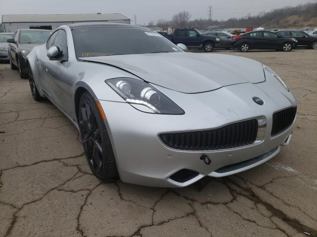 Fisker Automotive Karma salvage cars for sale: 2012 Fisker Automotive Karma