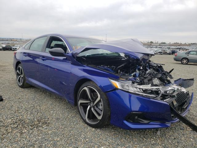 2021 Honda Accord Sport for sale in Antelope, CA