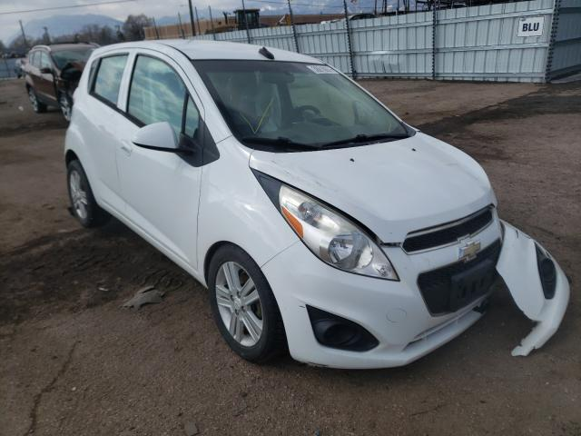 Chevrolet Spark salvage cars for sale: 2014 Chevrolet Spark