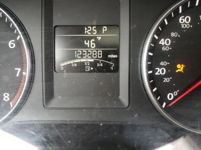 2012 VOLKSWAGEN JETTA SE 3VWDP7AJXCM300897