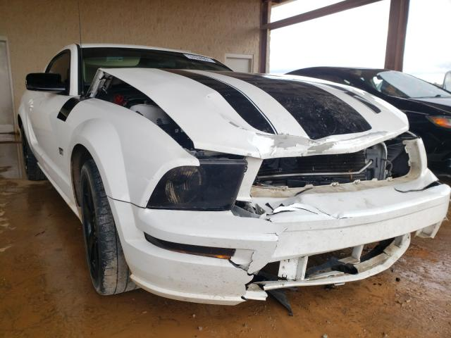 Salvage cars for sale from Copart Tanner, AL: 2006 Ford Mustang GT