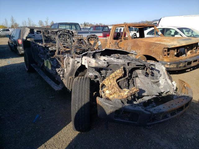 Salvage cars for sale from Copart Eugene, OR: 2020 Ford F150 Super