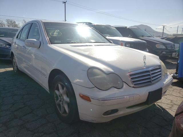 Salvage cars for sale from Copart Colton, CA: 2004 Mercedes-Benz C 320
