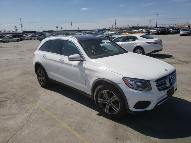 Salvage 2018 MERCEDES-BENZ GLC-CLASS - Small image. Lot 37177051
