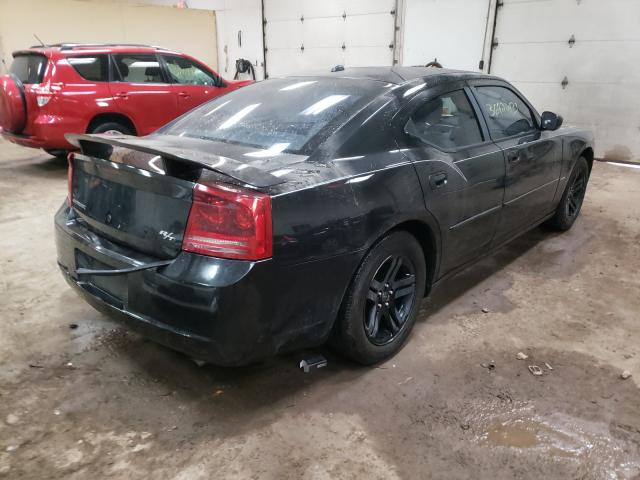 2006 DODGE CHARGER R/ - Right Rear View