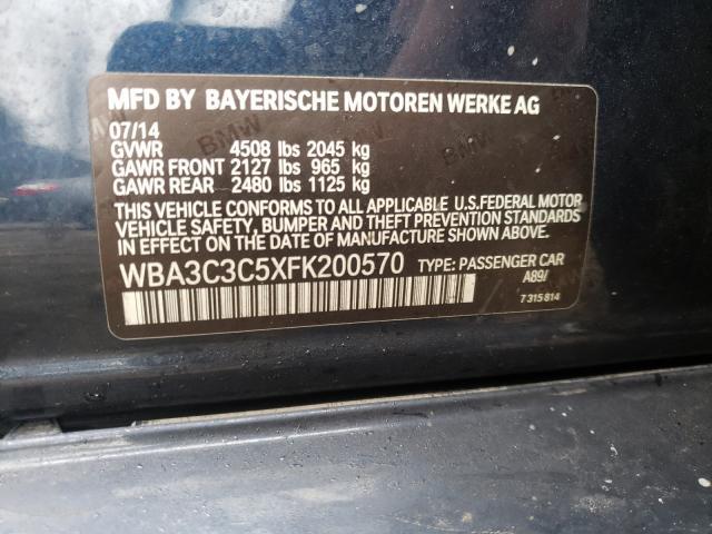 2015 BMW 320 I XDRI - Other View