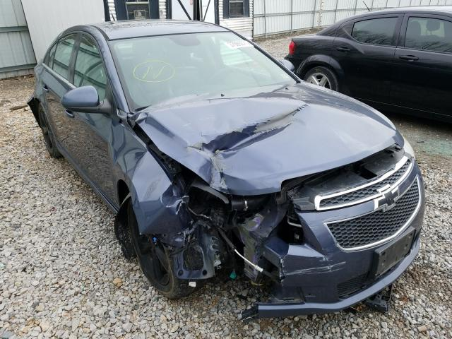 Salvage 2013 CHEVROLET CRUZE - Small image. Lot 37085071