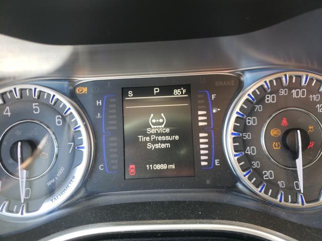 2015 CHRYSLER 200 LIMITE - Engine View