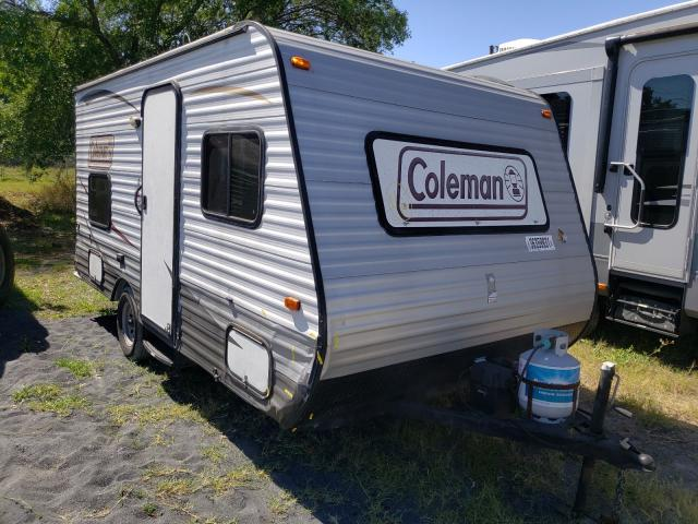 Coleman salvage cars for sale: 2015 Coleman Expedition