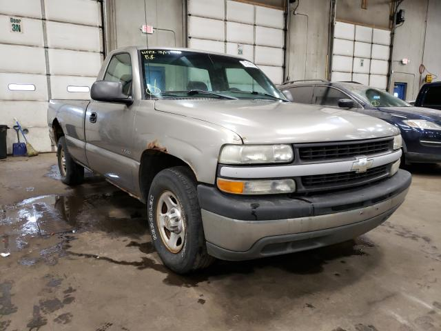 2002 Chevrolet Silverado for sale in Blaine, MN