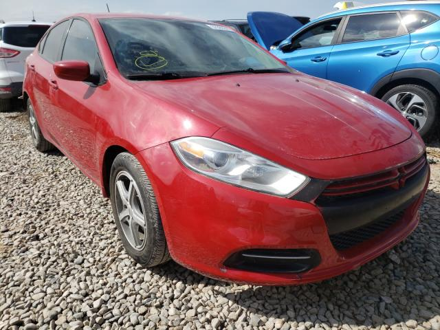 Salvage cars for sale from Copart Magna, UT: 2014 Dodge Dart SE
