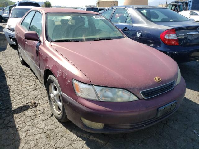 Salvage cars for sale from Copart Colton, CA: 1998 Lexus ES 300