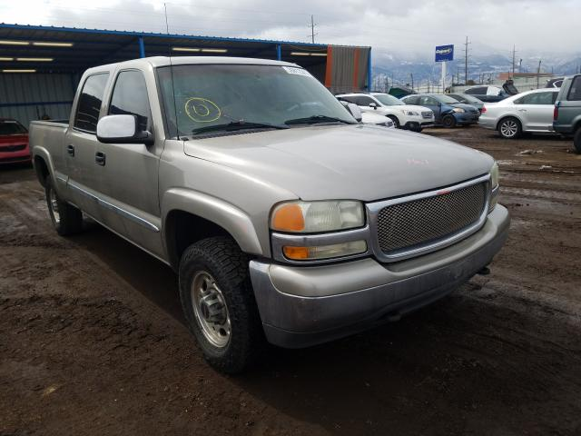 GMC Sierra salvage cars for sale: 2002 GMC Sierra